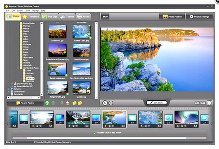 AMS Photo Slideshow Creator 4.25
