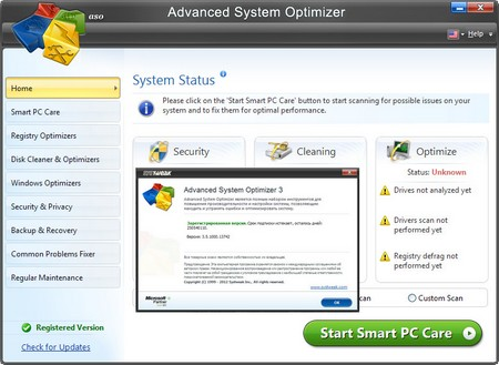Advanced System Optimizer 3.5.1000.13742 Final