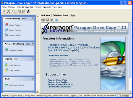 Paragon Drive Copy Professional 11 Special Edition