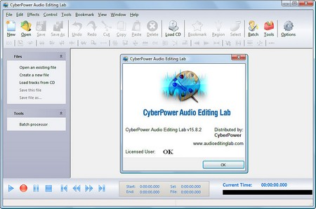 CyberPower Audio Editing Lab 15.8.2