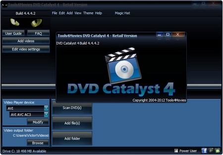 DVD Catalyst 4.4.4.2 Retail